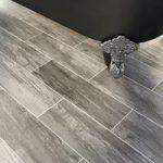 Charcoal Wood Effect Tile – 148mm x 498mm – Box of 13 – Bark
