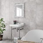 Laura Ashley Grey Wall & Floor Tiles – 298 x 498mm – Matt Finish
