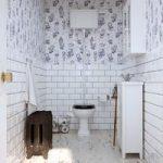 White Metro Tile – Gloss Bevel – 100mm x 200mm – Price Per M