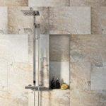 Rocky Clay Matt Tile – Wall & Floor – 400mm x 600mm – Box of 6