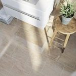 Beige Gloss Tile – Natural Stone Effect – Floor – 298mm x 598mm – Box of 9