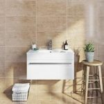 Sand Gloss Tile – Natural Stone Effect – Wall – 298mm x 598mm – Box of 6