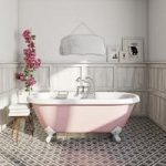 The Bath Co. Dulwich Freestanding Bath – Victoria Rose – Traditional – Acrylic