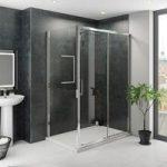 Multipanel Classic Riven Slate Hydrolock Shower Wall Panel – 2400 x 1200