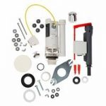 Replacement Flush Kit – For Close Coupled Toilet – Bottom Entry – Universal