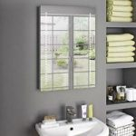 LED Bathroom Mirror – Illuminated – Integrated Shaver Socket – Contemporary – Rodia