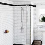 The Bath Co. Dulwich Thermostatic Shower Valve & Slider Rail Kit – Traditional