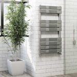 Heated Towel Rail – Vertical – Chrome – Contemporary – 900 x 500mm